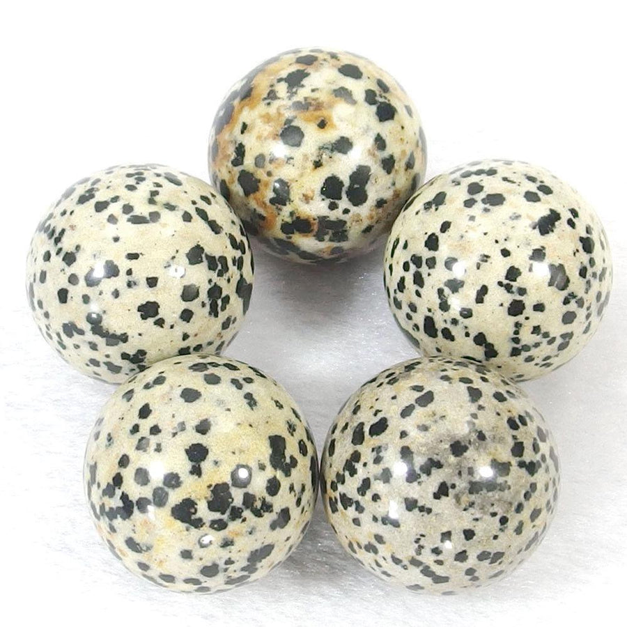 Crystal Ball - Dalmatian Jasper Crystal Ball