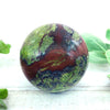 Crystal Ball - Dragon Blood Jasper Crystal Ball