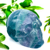 Fluorite Crystal Skull Meanings and Benefits