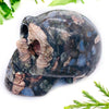 Crystal Skull - Llanite Crystal Skull