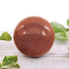 Crystal Ball - Red Sandstone Crystal Ball