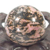 Crystal Ball - Rhodonite Crystal Ball