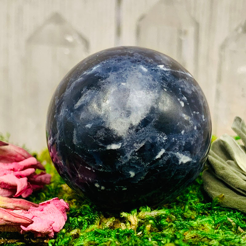 Crystal Ball - Sodalite Crystal Ball