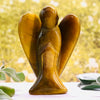 Crystal Angels - Tiger Eye Crystal Angel
