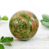 Crystal Ball - Unakite Jasper Crystal Ball