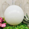 Crystal Ball - White Jade Crystal Ball