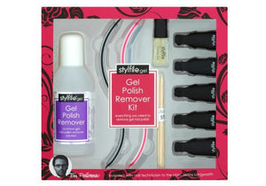 Stylfile Gel Polish Remover Gift Box
