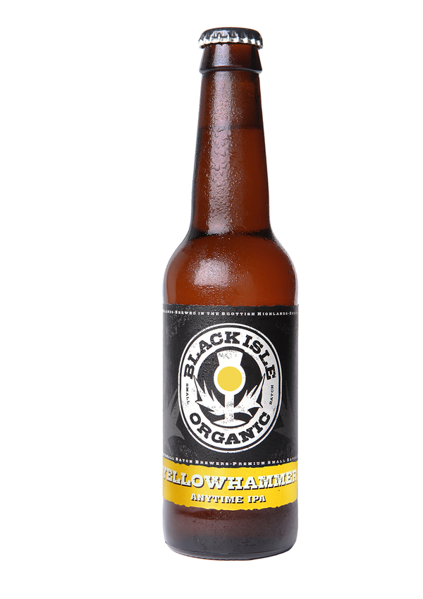 Black Isle - Yellow Hammer Organic 330ml