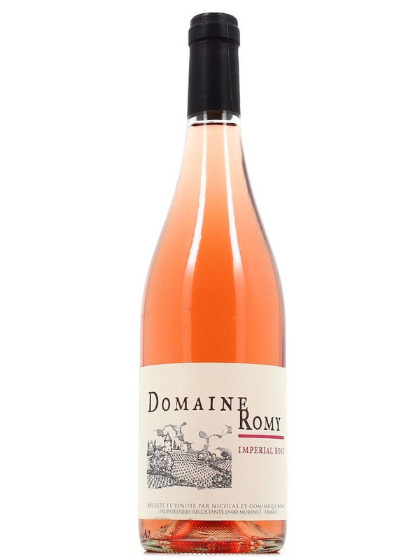 Domaine Romy Imperial - Rose 75cl
