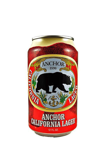 Anchor - California Lager  355ml