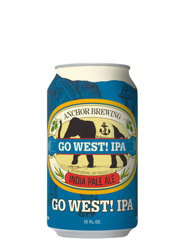 Anchor - Go West Ipa 355ml