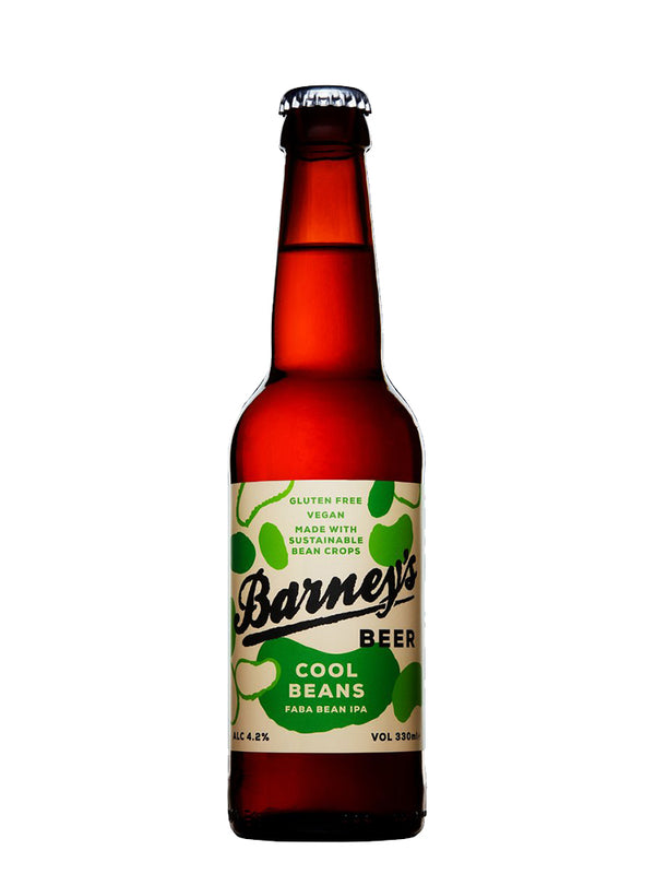 Barney's Beer - Cool Beans IPA 330ml