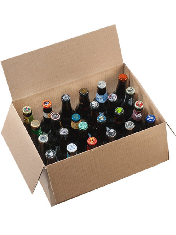 Craft Beer Box - 6, 12, 18 or 24 outstanding beers