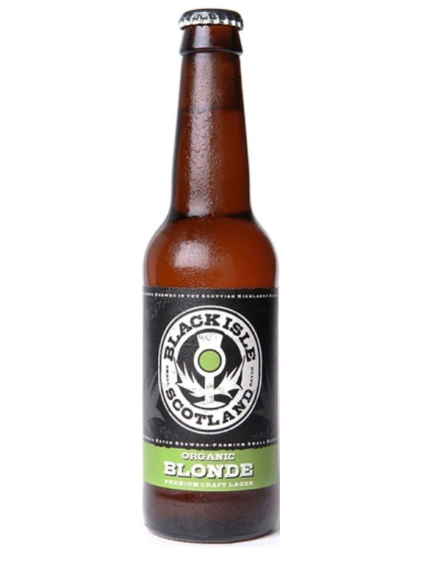 Black Isle - Blonde Organic 330ml