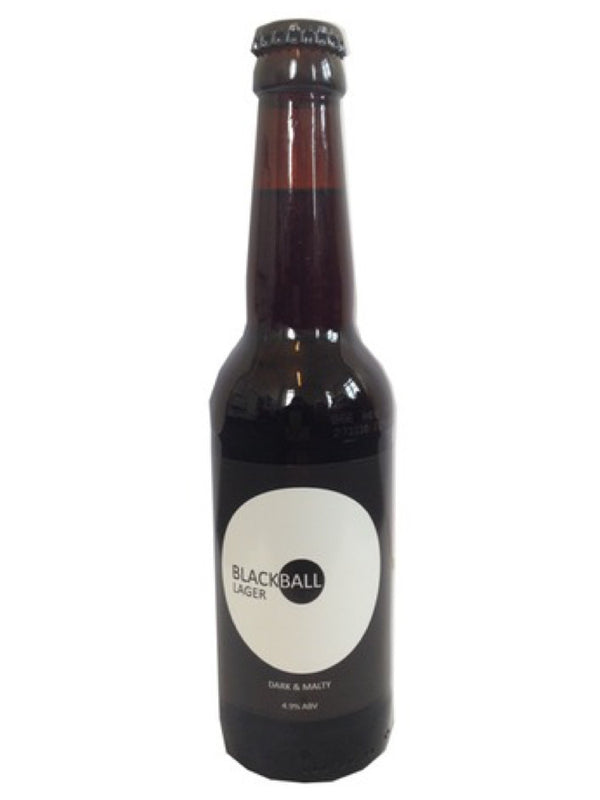 Eyeball Brewing - Black Ball Lager 330ml