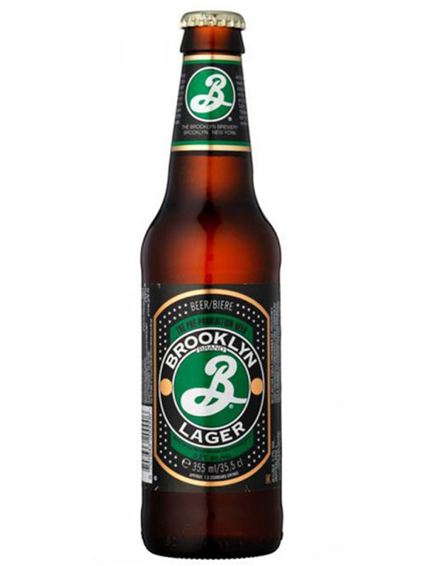 Brooklyn Brewery - Lager 355ml