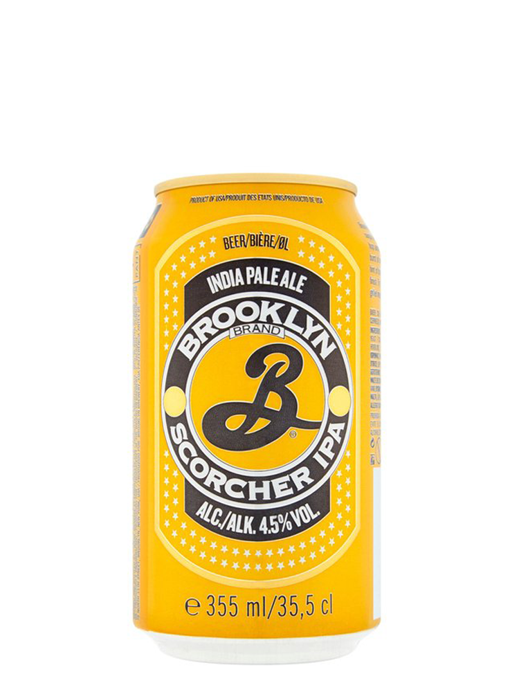 Brooklyn Brewery - Scorcher IPA 355ml