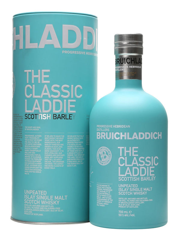 Bruichladdich - The Classic Laddie Scottish Barley 70cl