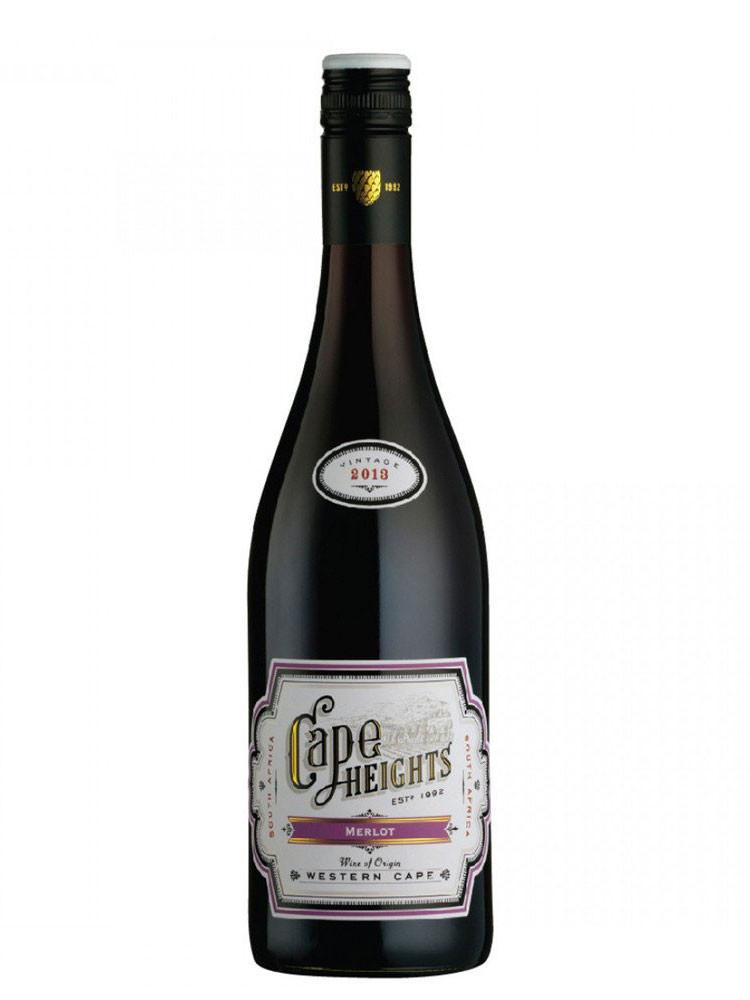 Cape Heights - Merlot 75cl