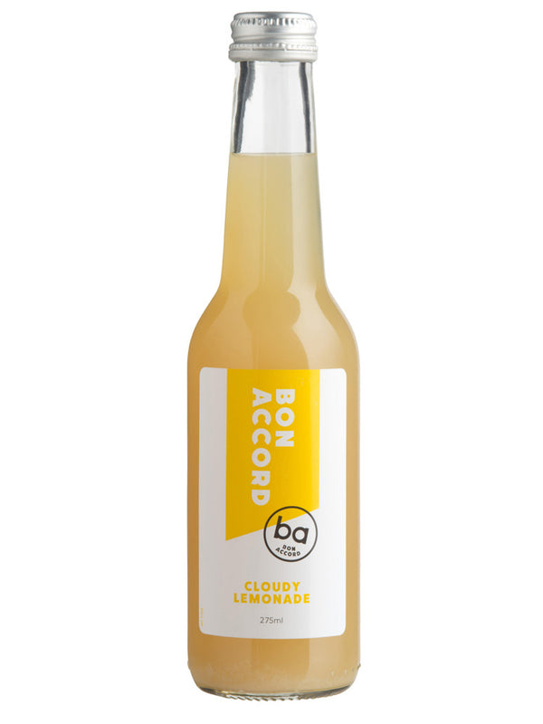 Bon Accord - Cloudy Lemonade 275ml