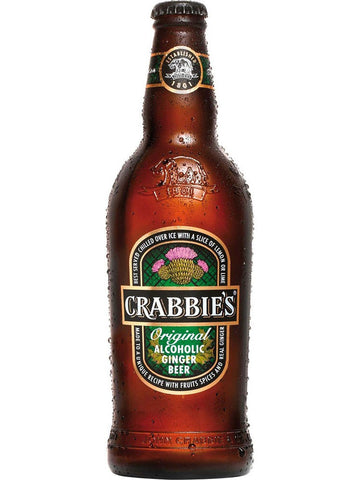 Crabbies - Ginger Beer 500ml