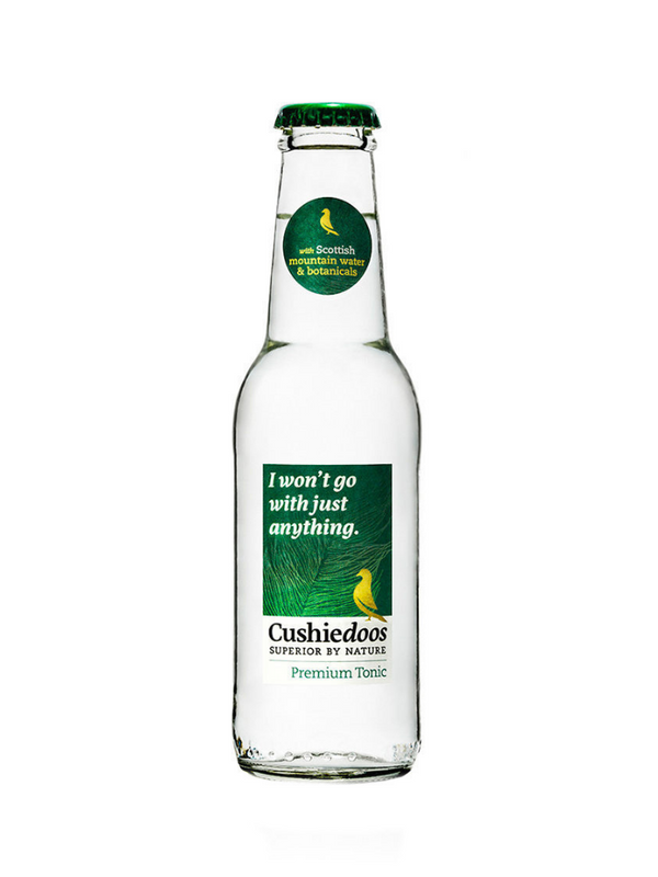 Cushiedoos - Tonic Water 200ml