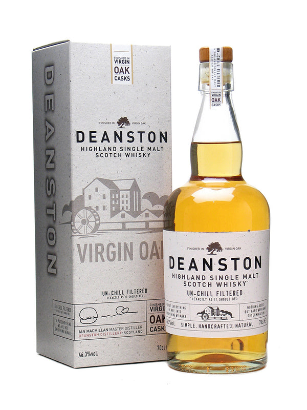Deanston - Virgin Oak 70cl