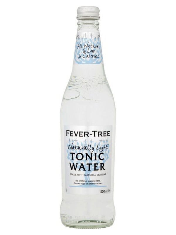 Fevertree - Naturally Light Tonic 500ml
