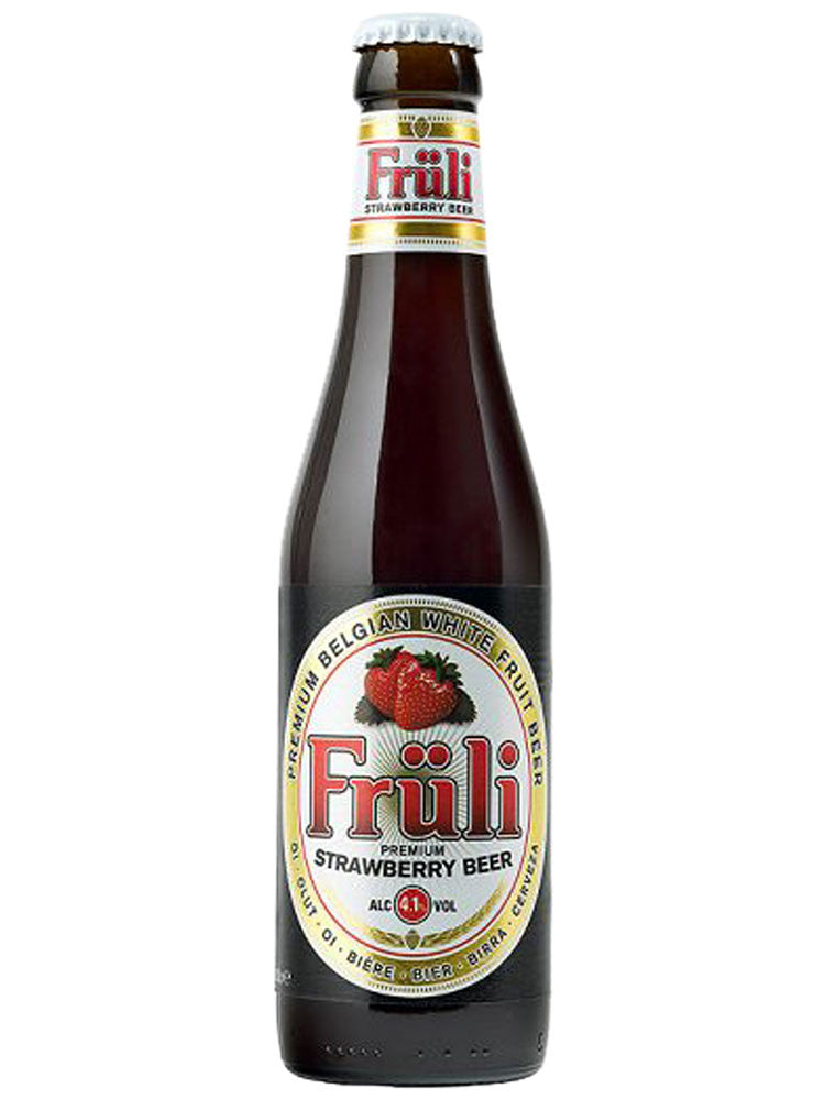 Fruli - Strawberry 330ml