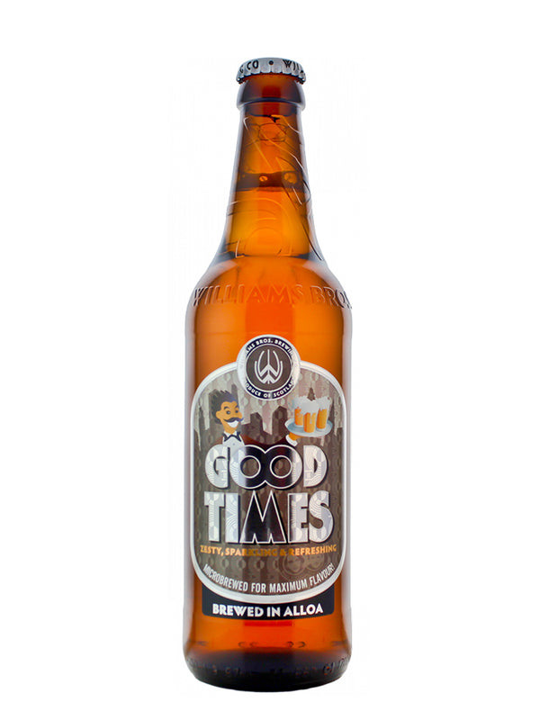 Williams Brothers - Good Times 500ml