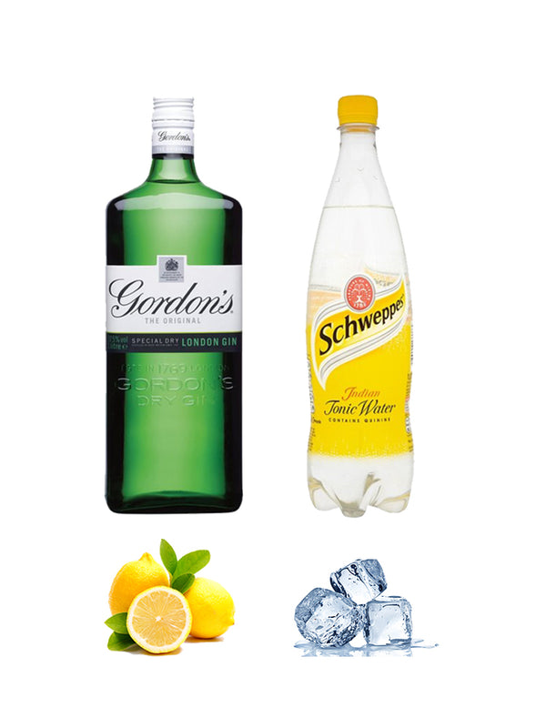 Gordon's - Gin and Tonic Combo