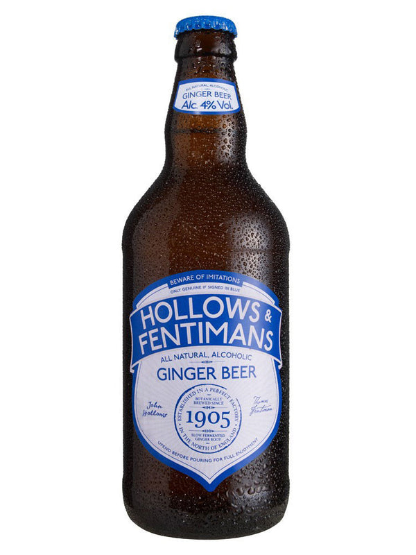 Hollows - Ginger Beer 500ml