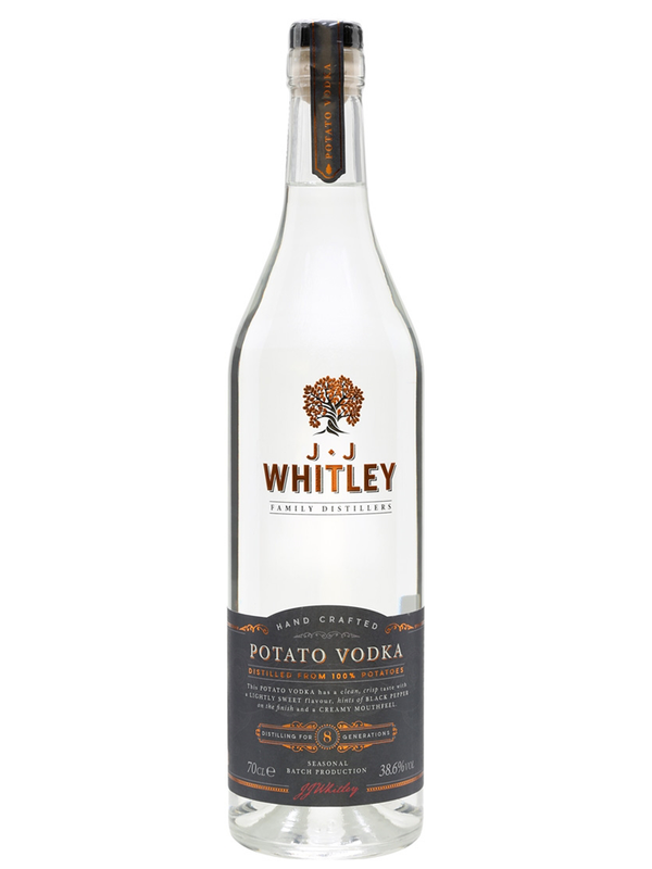 J.J. Whitley - Potato Vodka 70cl