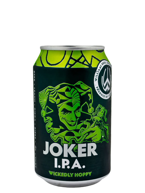 Williams Brothers - Joker IPA 330ml
