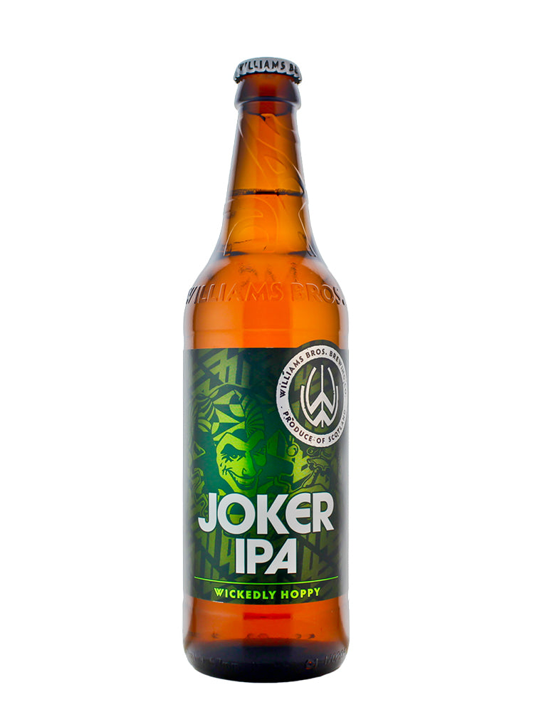 Williams Brothers - Joker IPA 500ml