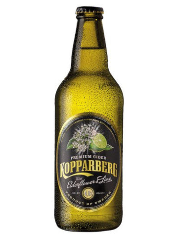 Kopparberg - Elderflower & Lime 500ml