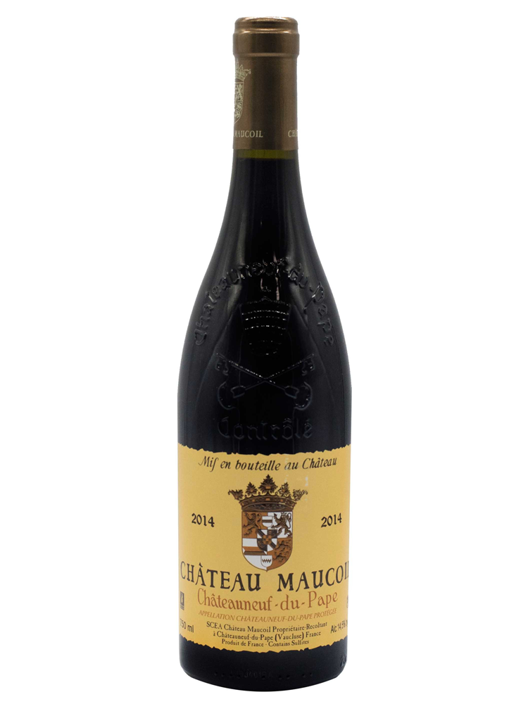 Lavau Winery - Chateau Maucoil Chateauneuf-du-Pape Tradition 75cl