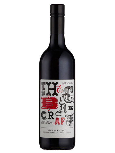 Magpie Estate - The Black Craft Shiraz 75cl