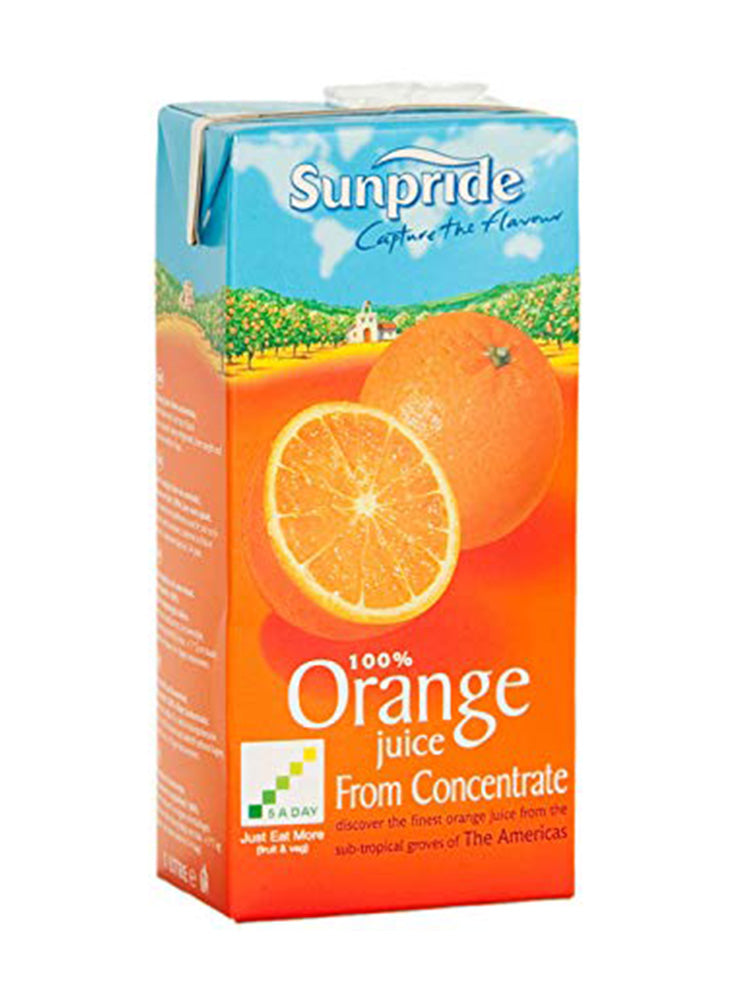 Sunpride - Orange Juice 1.5Ltr