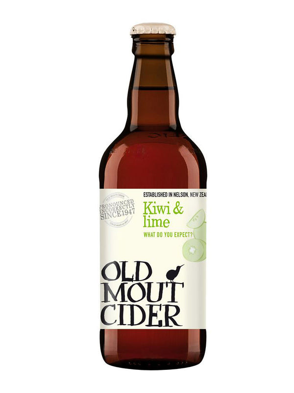 Old Mout - Cider Kiwi & Lime 500ml