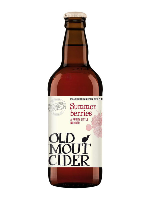 Old Mout - Cider Summer Berries 500ml