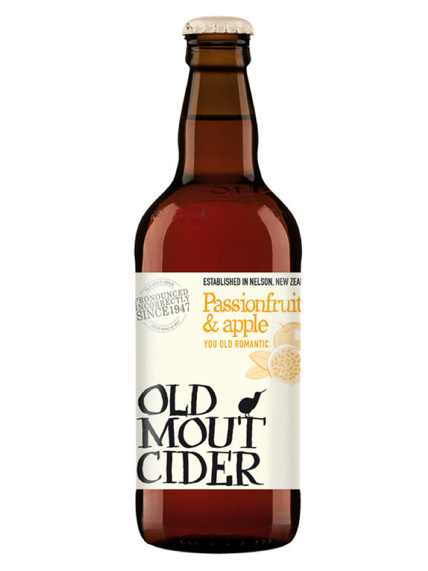 Old Mout - Cider Passion & Apples 500ml