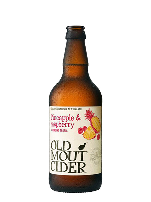 Old Mout Cider - Pineapple & Raspberry 500ml