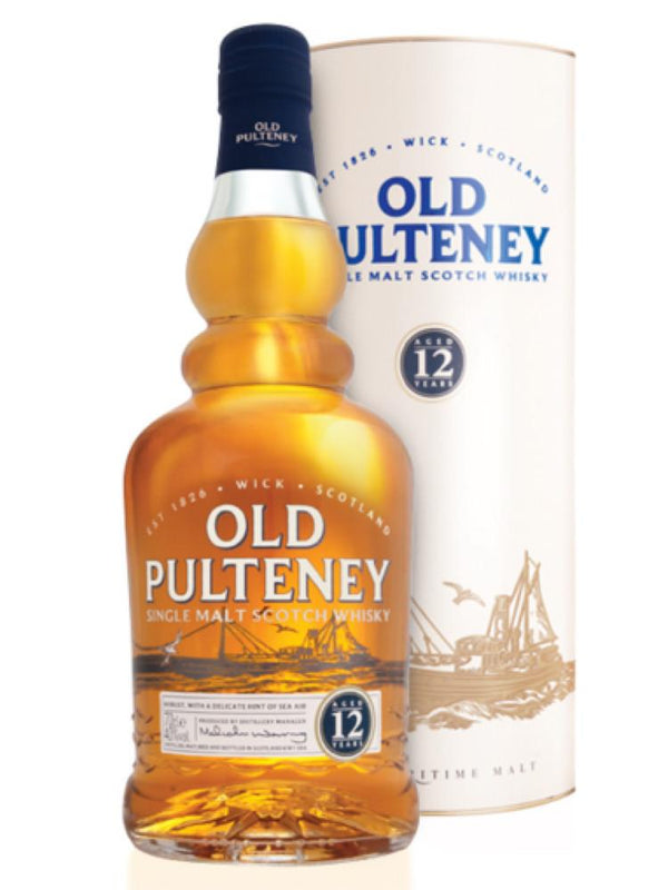 Old Pulteney - 12Yo 70cl