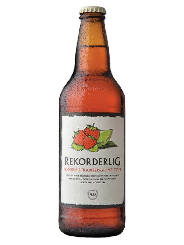 Rekorderlig - Strawberry & Lime 500ml