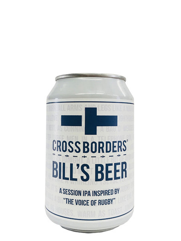 Cross Borders - Bill's Beer 330ml