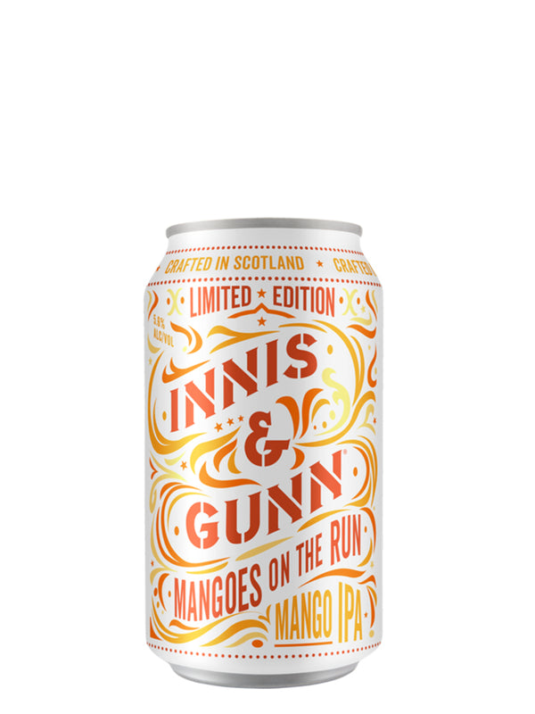 Innis & Gunn - Mangoes On The Run IPA 330ml