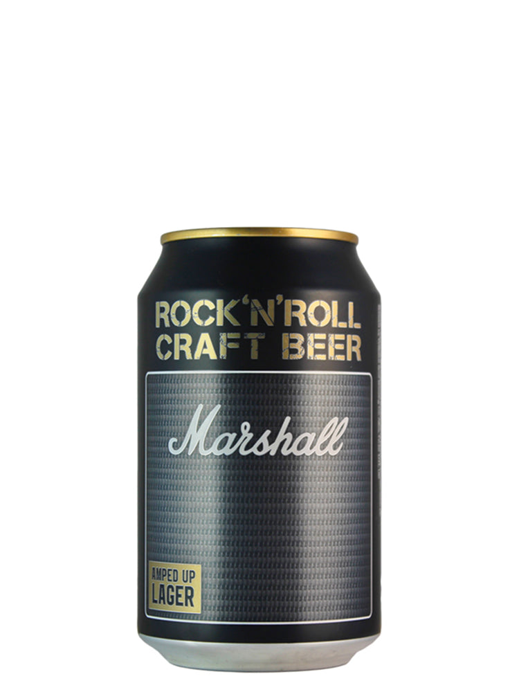 Marshall - Amped Up Lager 330ml