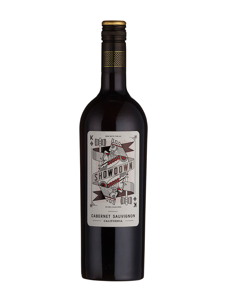 Showdown - Man With The Axe Cabernet Sauvignon 75cl