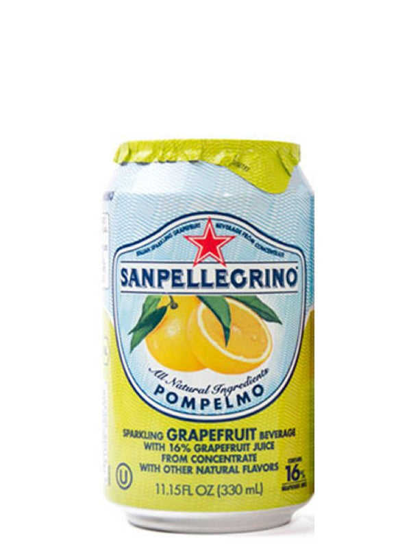 San Pellegrino - Grapefruit 330ml